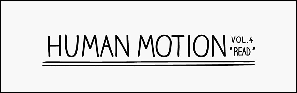 HUMAN MOTION vol.4